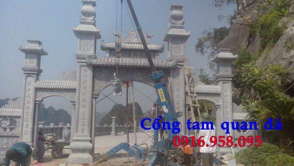 Ý nghĩa cổng tam quan trong văn hóa người Việt