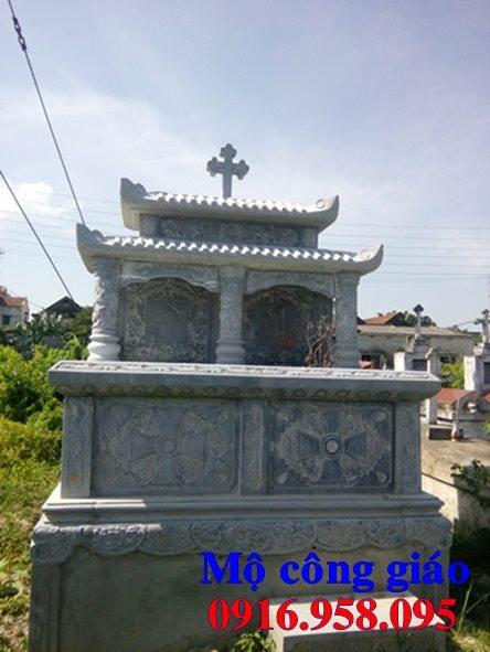 Các kiểu mẫu mộ đá công giáo đẹp nhất