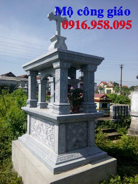 Mẫu mộ đá công giáo đẹp nhất sài gòn