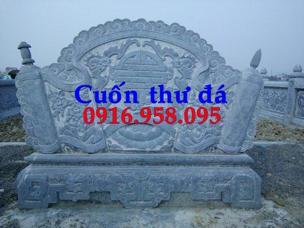 Cuốn thư đá đẹp giá rẻ bán tại Hải Phòng