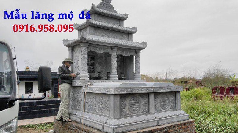 Hình ảnh các mẫu mộ đôi đẹp nhất hiện nay
