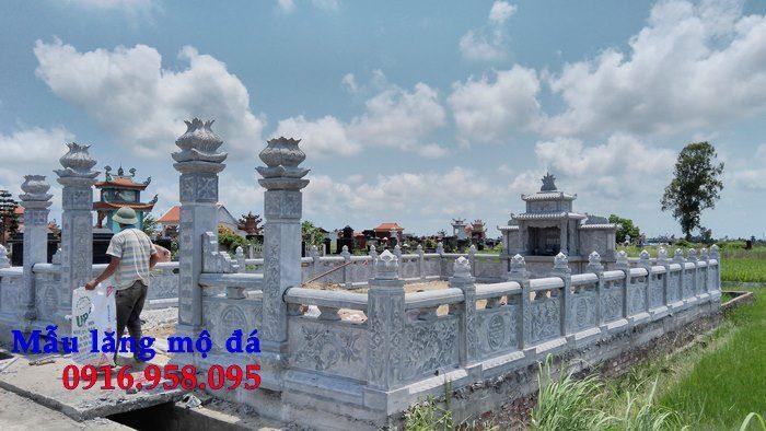 Lăng mộ dòng họ gia tộc đẹp nhất hiện nay