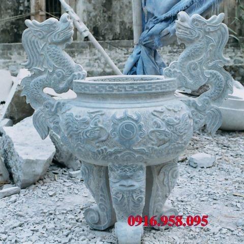 Lư hương đá đẹp giá rẻ bán tại Hà Nội