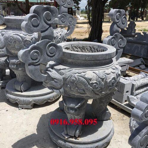 Lư hương đá ninh bình bán tại TPHCM - Sài Gò