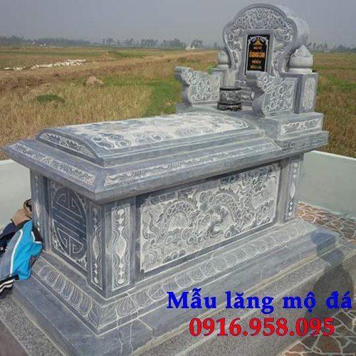 Mẫu mộ đá đẹp ninh bình bán tại nghệ an