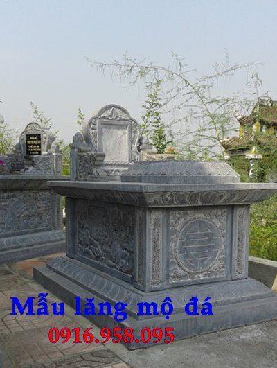 Mẫu mộ đá tam sơn đẹp bán tại thái nguyên