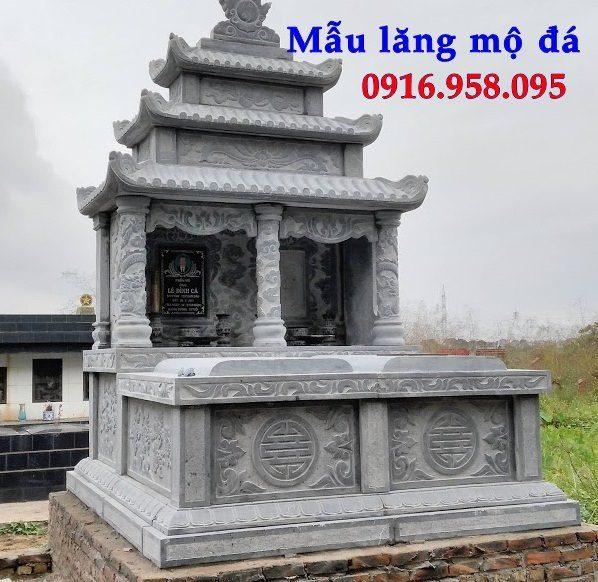 Mẫu mộ đẹp bằng đá bán tại phú thọ