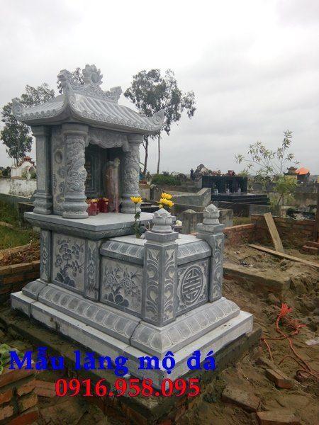 Mẫu mộ đẹp có mái che bán tại quảng ninh
