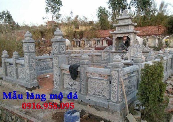 Mẫu mộ gia đình dòng họ gia tộc đẹp