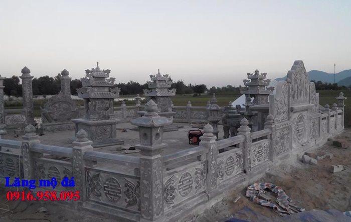 Mẫu mộ gia đình dòng tộc lắp tại Tây Ninh