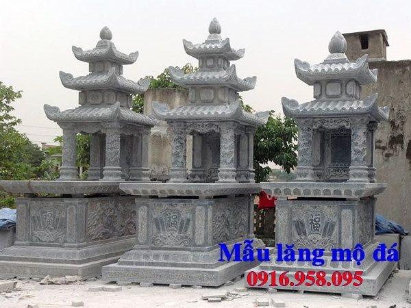 Mộ xây sẵn bằng đá đẹp bán trên Toàn Quốc