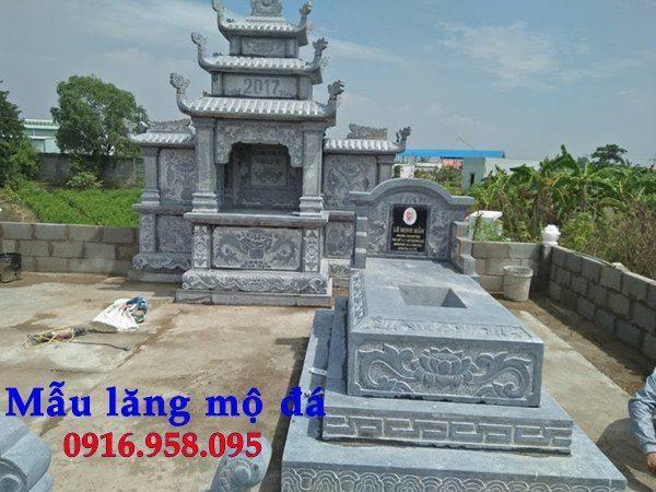 50 Mẫu lăng mộ đá xanh thanh hóa đẹp nhất