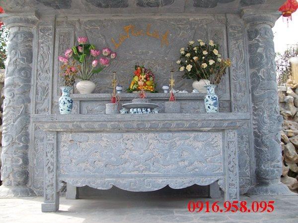 Bàn lễ đá đẹp bán trên toàn quốc