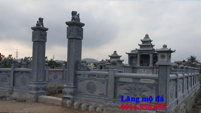 Mẫu lăng mộ đá đẹp 2018 bán tại Nam Định