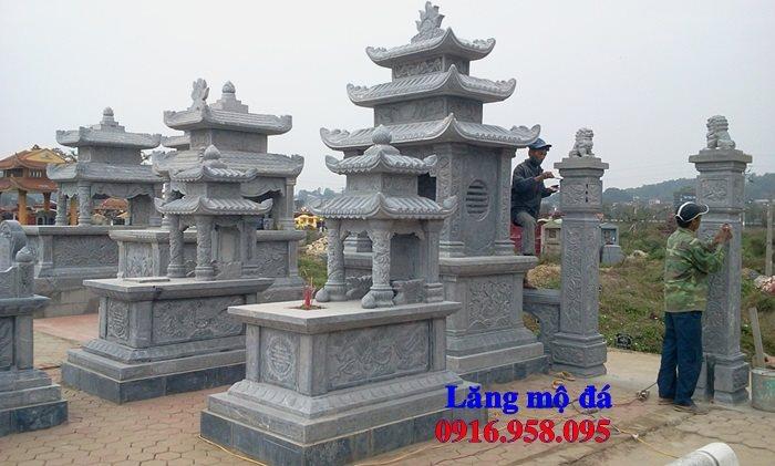 Mẫu lăng mộ đá đẹp Thanh Hóa 2018