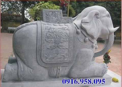 Mẫu tượng voi đá đẹp nhất hiện nay