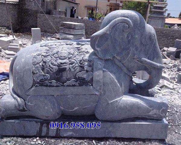 Mẫu tượng voi đá đẹp nhất hiện na