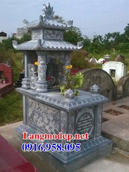 100 Mẫu mộ đá hai mái đẹp bán toàn quốc 07