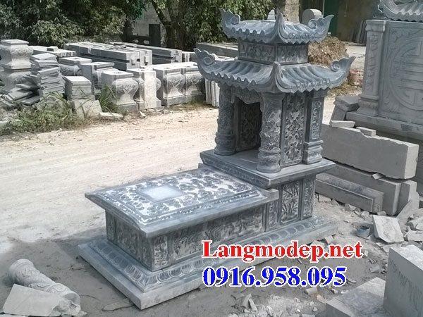 100 Mẫu mộ đá hai mái đẹp bán toàn quốc 08