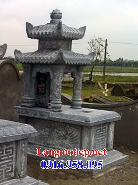 100 Mẫu mộ đá hai mái đẹp bán toàn quốc 13