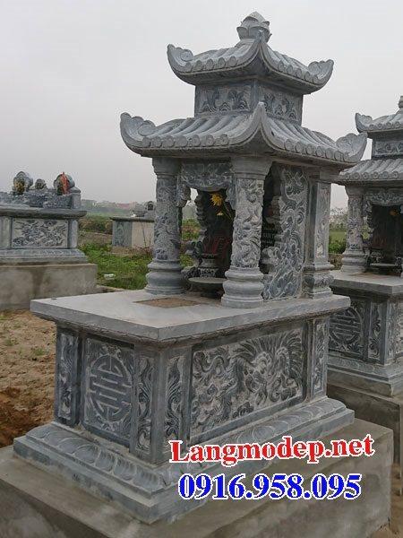 100 Mẫu mộ đá hai mái đẹp bán toàn quốc 16