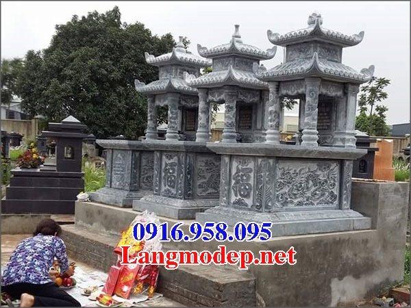 100 Mẫu mộ đá hai mái đẹp bán toàn quốc 23