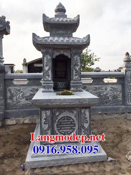 100 Mẫu mộ đá hai mái đẹp bán toàn quốc 27