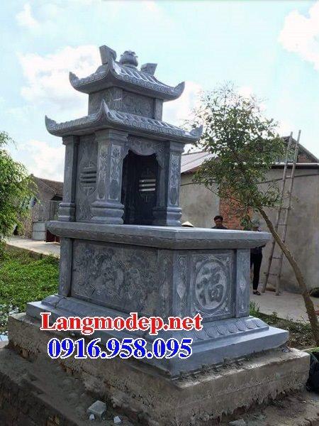 100 Mẫu mộ đá hai mái đẹp bán toàn quốc 28