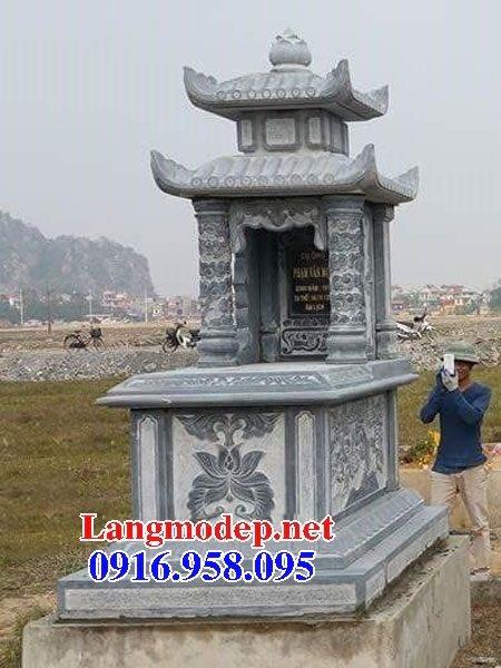 100 Mẫu mộ đá hai mái đẹp bán toàn quốc 36