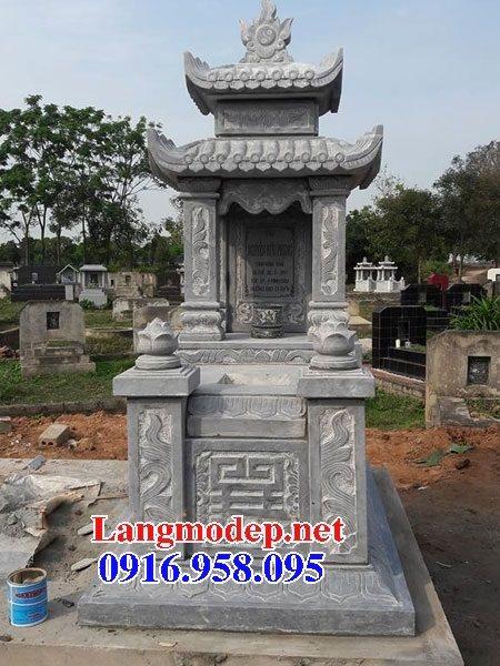 100 Mẫu mộ đá hai mái đẹp bán toàn quốc 37