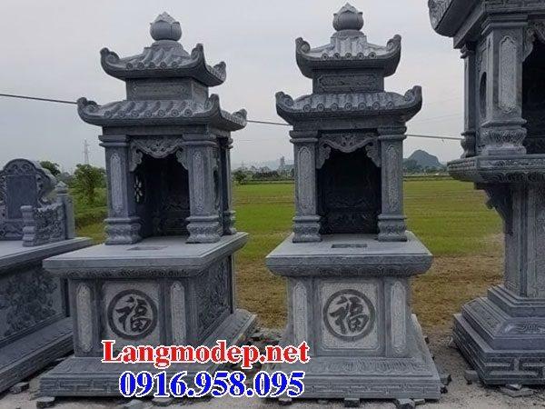 100 Mẫu mộ đá hai mái đẹp bán toàn quốc 38