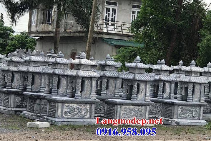 100 Mẫu mộ đá hai mái đẹp bán toàn quốc 43