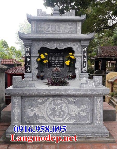 100 Mẫu mộ đá hai mái đẹp bán toàn quốc 46