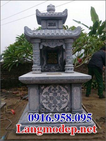 100 Mẫu mộ đá hai mái đẹp bán toàn quốc 48