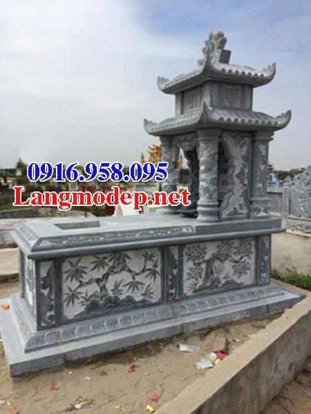 100 Mẫu mộ đá hai mái đẹp bán toàn quốc 49
