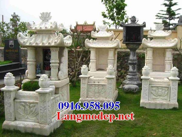 100 Mẫu mộ đá hai mái đẹp bán toàn quốc 53