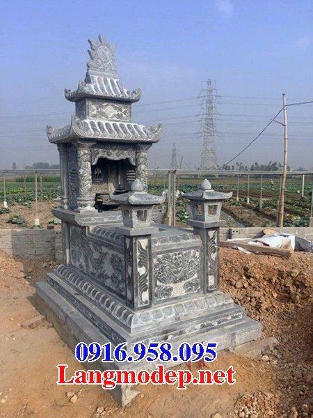 100 Mẫu mộ đá hai mái đẹp bán toàn quốc 54