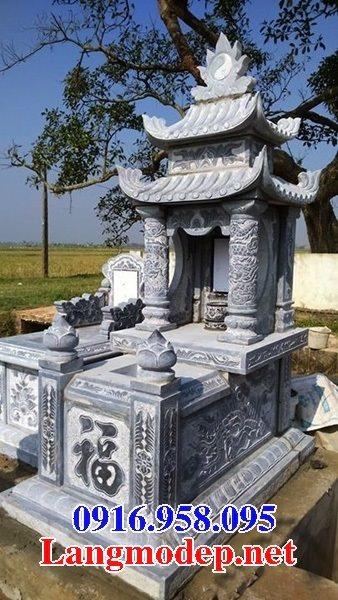 100 Mẫu mộ đá hai mái đẹp bán toàn quốc 56