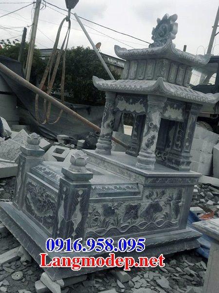 100 Mẫu mộ đá hai mái đẹp bán toàn quốc 57