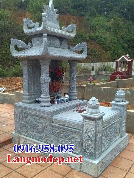 100 Mẫu mộ đá hai mái đẹp bán toàn quốc 58