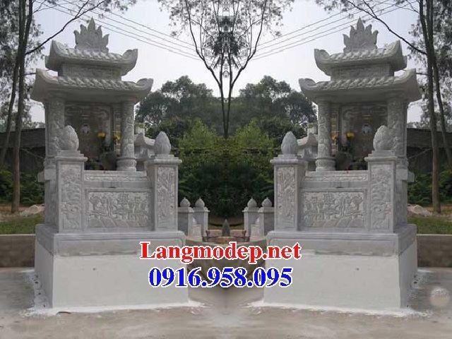 100 Mẫu mộ đá hai mái đẹp bán toàn quốc 61