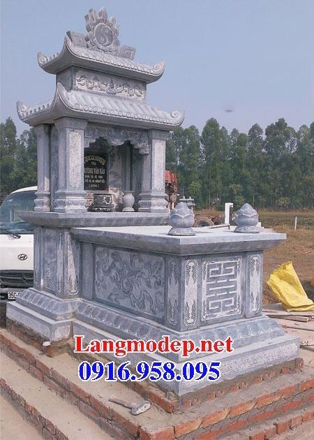 100 Mẫu mộ đá hai mái đẹp bán toàn quốc 63