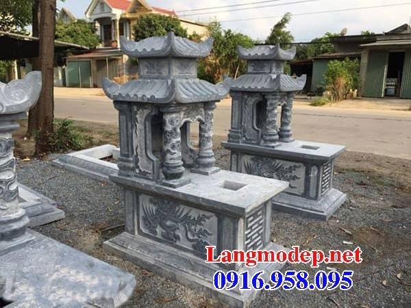 100 Mẫu mộ đá hai mái đẹp bán toàn quốc 65