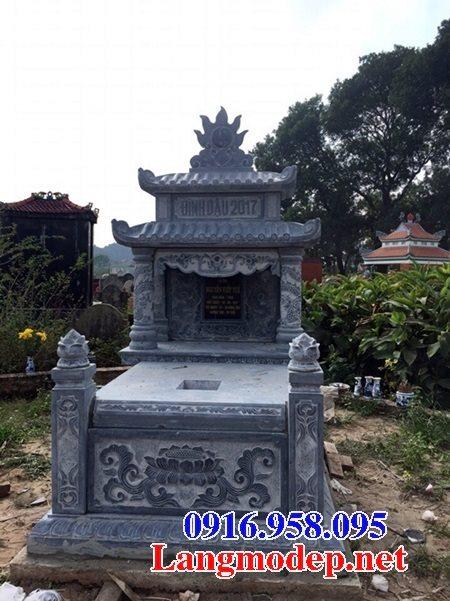 100 Mẫu mộ đá hai mái đẹp bán toàn quốc 67
