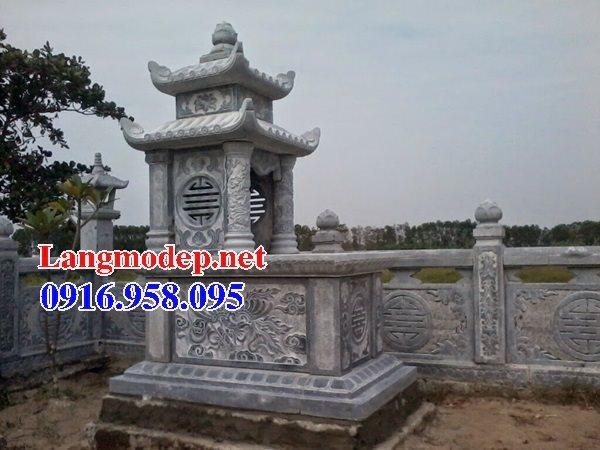 100 Mẫu mộ đá hai mái đẹp bán toàn quốc 68