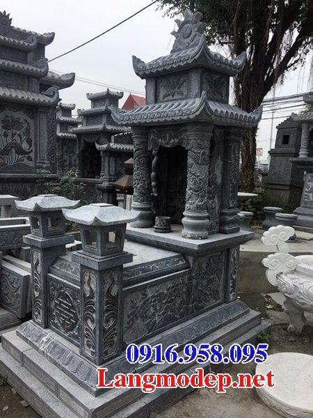 100 Mẫu mộ đá hai mái đẹp bán toàn quốc 69