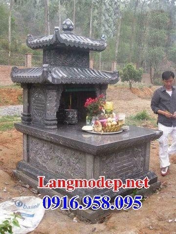 100 Mẫu mộ đá hai mái đẹp bán toàn quốc 72