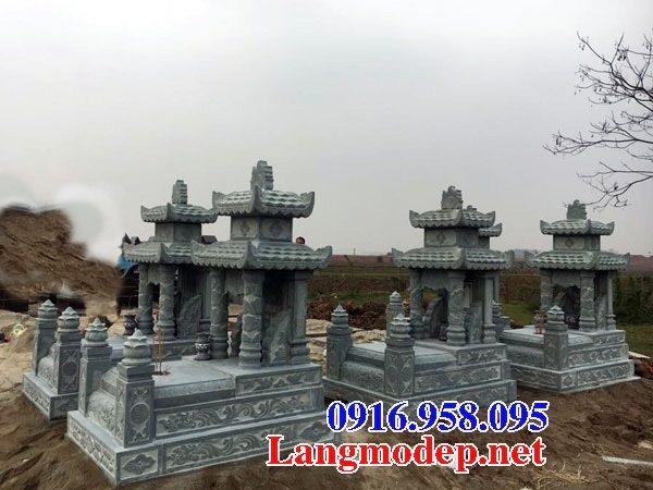 100 Mẫu mộ đá hai mái đẹp bán toàn quốc 74