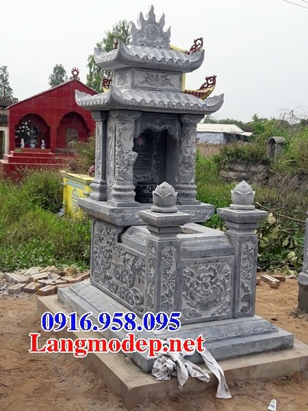 100 Mẫu mộ đá hai mái đẹp bán toàn quốc 76