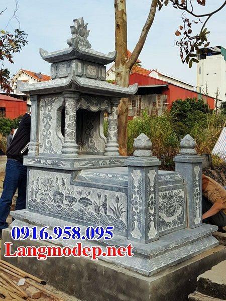 100 Mẫu mộ đá hai mái đẹp bán toàn quốc 78